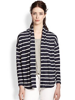 Splendid - Laguna Striped Open Cardigan