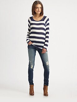 Soft Joie - Dayla Striped Sweater