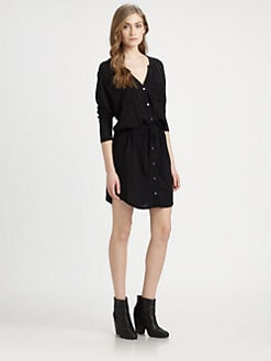 Soft Joie - Dayle Drawstring Dress