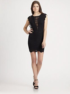 Nightcap Clothing - Victorian Lace Caletto Dress