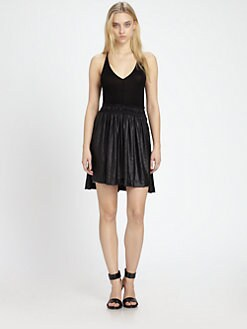 Nightcap Clothing - Goddess Mini Dress