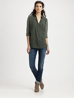 Splendid - Two-Pocket Shirt