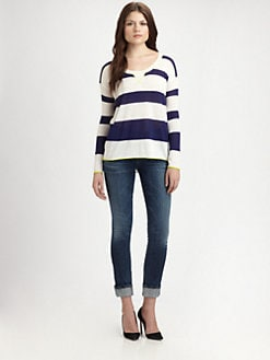 Splendid - Yacht Striped Top