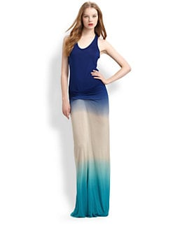 Young Fabulous & Broke - Hamptons Ombre Racerback Maxi Dress