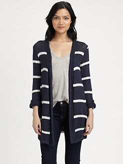 Splendid - Riviera Striped Cardigan