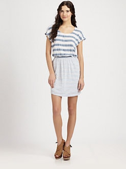 Splendid - Chambray Striped Dress
