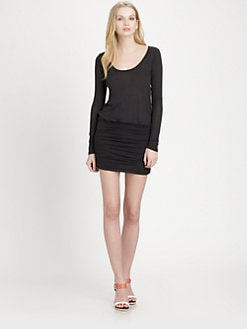 Soft Joie - Loganberry Jersey Dress