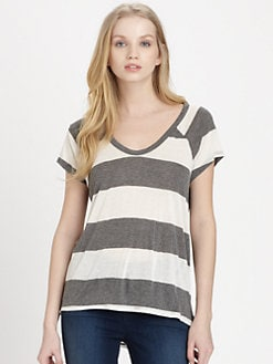 Soft Joie - Apollo Striped Tee