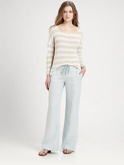Soft Joie - Nash Striped Textured Sweater