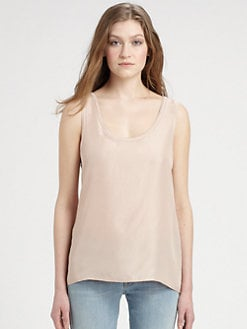 Soft Joie - Kempston Silk Tank