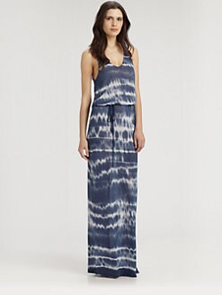 Soft Joie - Emilia Tie-Dyed Dress