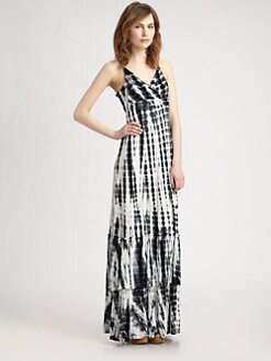 Young Fabulous & Broke - Tie-Dyed Maxi Dress