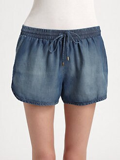 Splendid - Dolphin Chambray Shorts