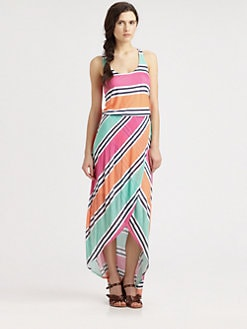 Splendid - Striped Maxi Dress