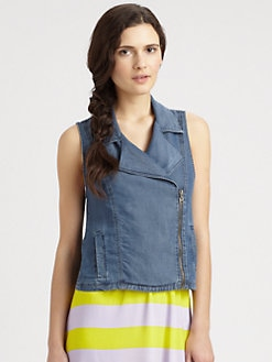 Splendid - Chambray Vest