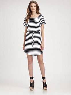 Splendid - Nautical Striped Dress