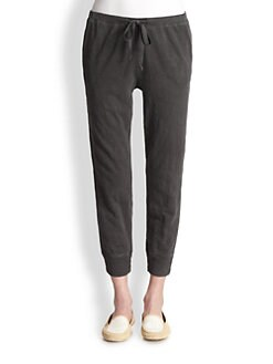 Wilt - Cropped Cotton Sweatpants