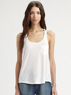 Splendid - Pocket Tank Top