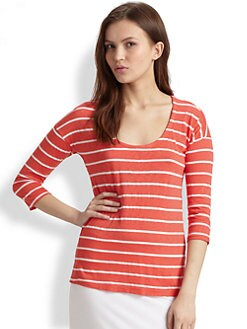Splendid - Striped Dolman Top
