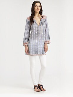 Soft Joie - Daria Embroidered Tunic