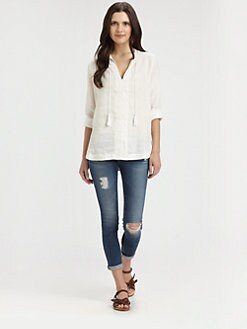 Soft Joie - Minda Linen Shirt