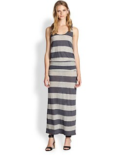 Soft Joie - Wilcox Striped Maxi Dress