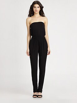 Rachel Pally - Lennon Strapless Jumpsuit