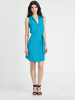 Splendid - Belted Shirtdress