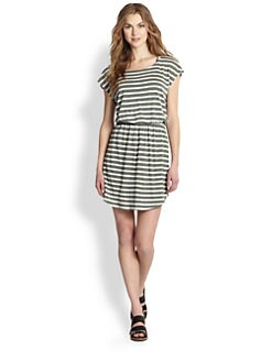 Splendid - Blouson Striped Dress