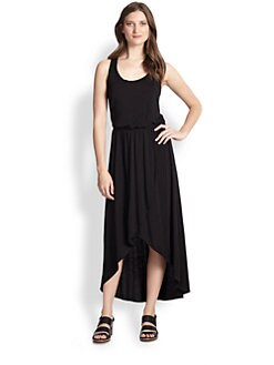 Splendid - Jersey Hi-Lo Maxi Dress