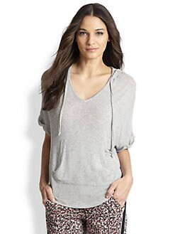 Splendid - Hooded Dolman-Sleeved Tee