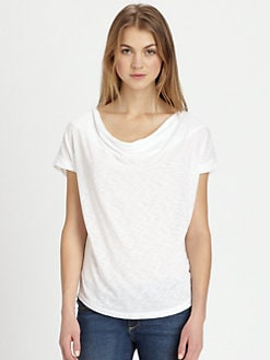 Splendid - Cowlneck Tee