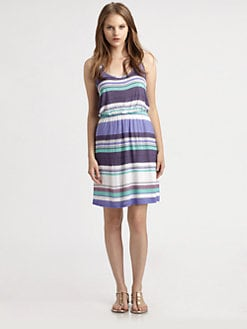 Splendid - Striped Jersey Dress