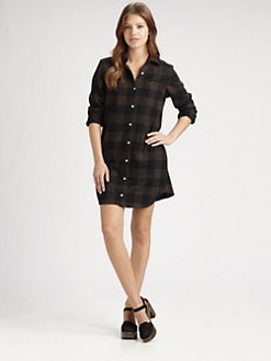 Steven Alan - Classic Shirtdress
