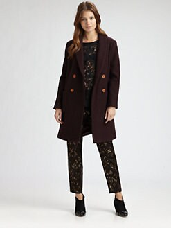 Steven Alan - Irina Wool Coat