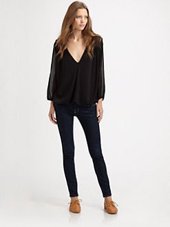 Soft Joie - Precious Silk Top