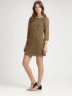 Maison Scotch - Beaded French Dress