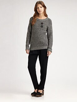 Maison Scotch - Sequin Knit Pullover