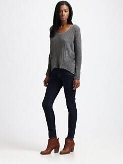 Splendid - Scoopneck Pullover
