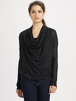 Splendid - Sparkle Cowlneck Sweater