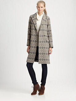 Pendleton, The Portland Collection - Bishop Coat