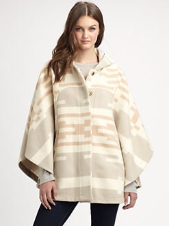 Pendleton, The Portland Collection - Morning Owl Cape