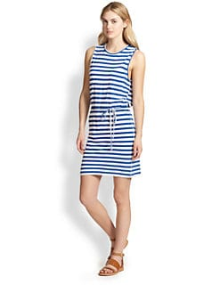 Soft Joie - Paseo Stripe Tank Dress