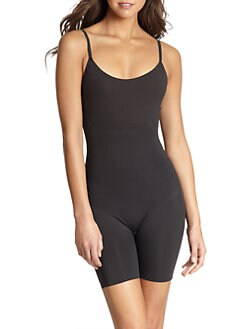 Spanx - Adjustable Strap Mid-Thigh Shaper
