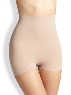 Spanx - Haute Contour High-Waisted Shorty Shaper <br>