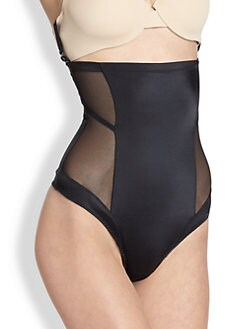 Spanx - High-Waisted Thong