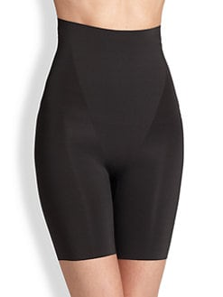 Spanx - High-Waisted Mid-Thigh Shaping Briefs