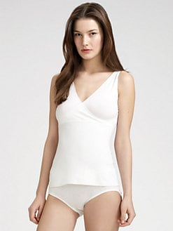 Spanx - Seamless Criss-Cross Camisole