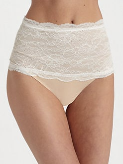 Spanx - Chantilly Lace Thong