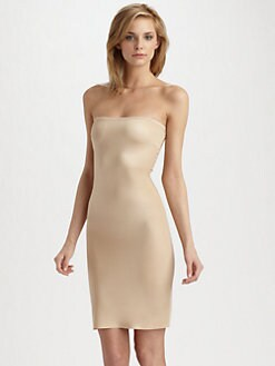 Spanx - Simplicity Strapless Full Slip